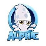 Alphie logo